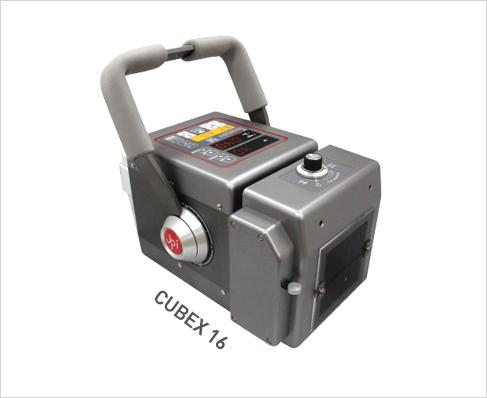 Přenosný RTG přístroj Cubex 16