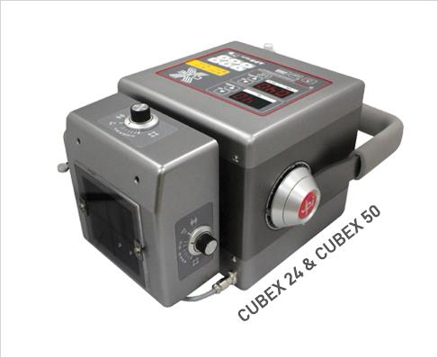 Přenosný RTG přístroj Cubex 24