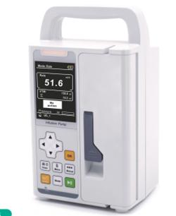 Infuzní pumpa VP1